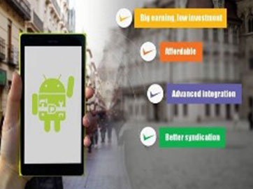 Advantage for Android Apps Development
