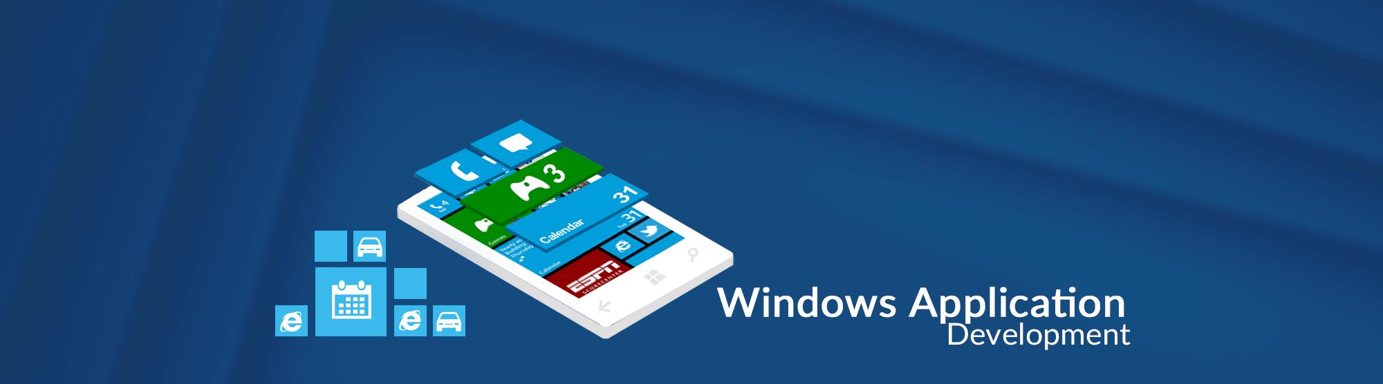 Windows mobile app development services.