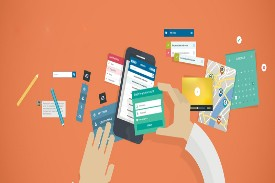 Application development services in India