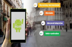 Advantages for android apps development