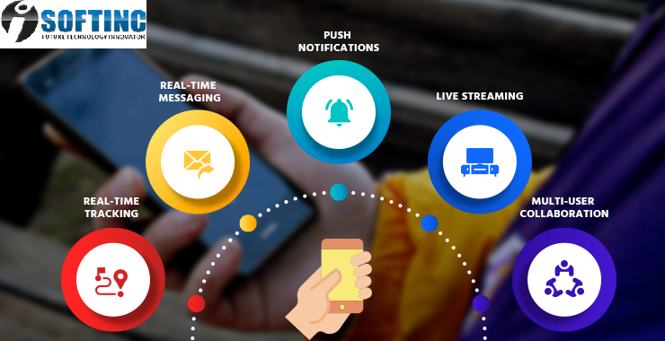 Role of Real-Time Features in Success of Mobile Apps