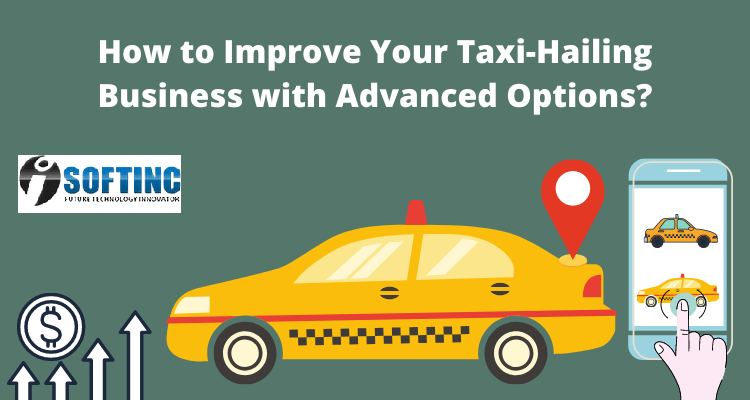 How to Expand Taxi-hailing App